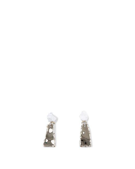 Proenza Schouler - Metallic Earrings - Lyst