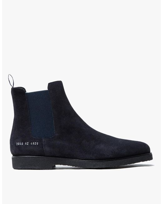Wonderful Home  Products  Shoes  Boots  Levi Navy Suede Chelsea Boot