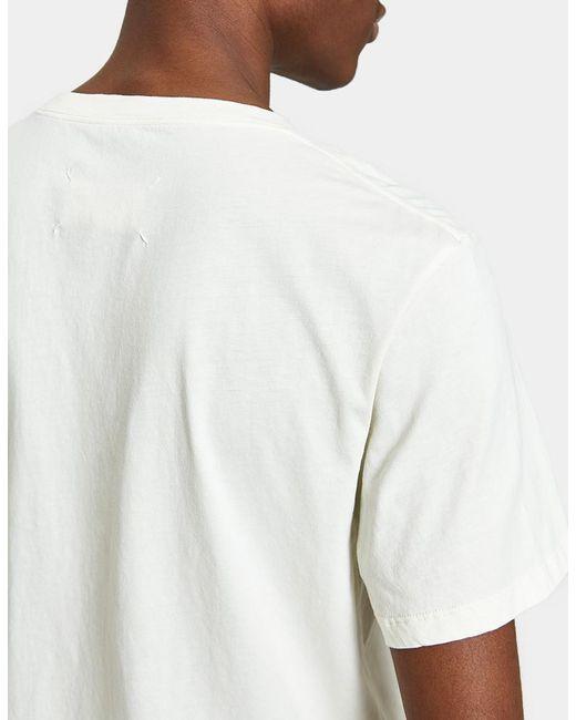 239e7863 Maison Margiela Cotton Jersey T-shirt 3-pack Optic White/off White ...