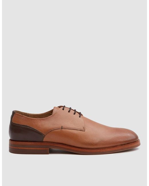 H by Hudson - Brown Enrico Calf for Men - Lyst