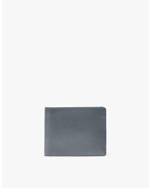 Il Bussetto | Red Bi-fold Wallet for Men | Lyst