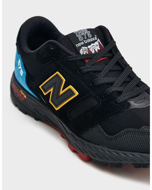 newest 658a5 3bdcb New Balance Mtl575v1 Trail Sneaker in Blue for Men - Lyst