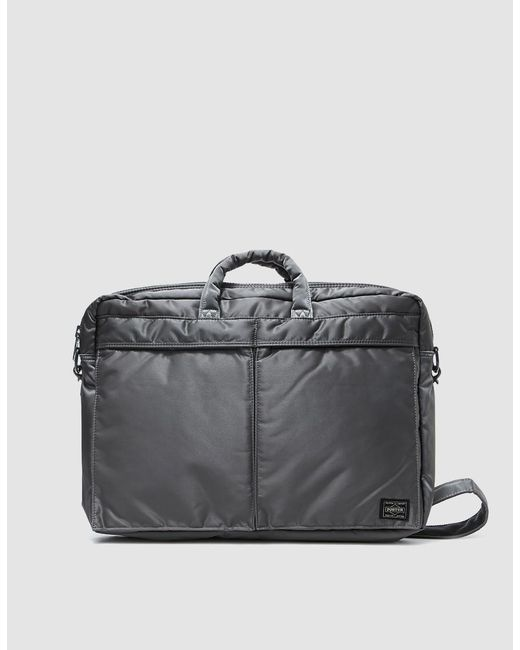 Porter - Gray Tanker 2way Brief Case S for Men - Lyst