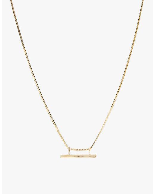J. Hannah   Multicolor Petite Balance Necklace   Lyst