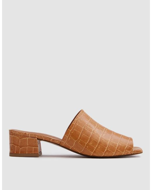 By Far - Natural Scandi Mule - Lyst
