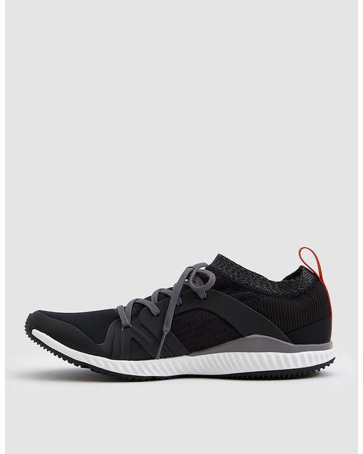 sports shoes ffd1a c20ed ... Adidas By Stella McCartney - Black Crazytrain Pro Sneaker - Lyst ...