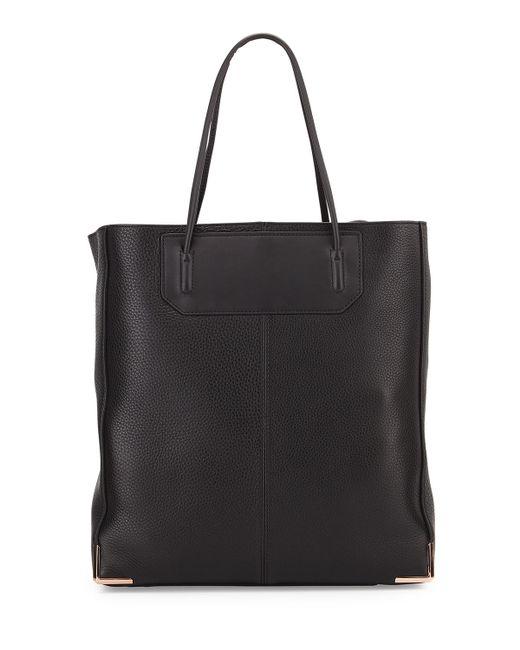 Alexander Wang | Prisma Leather Tote Bag Blackrose Gold | Lyst