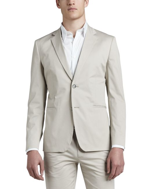 Theory | White Suit Jacket for Men | Lyst