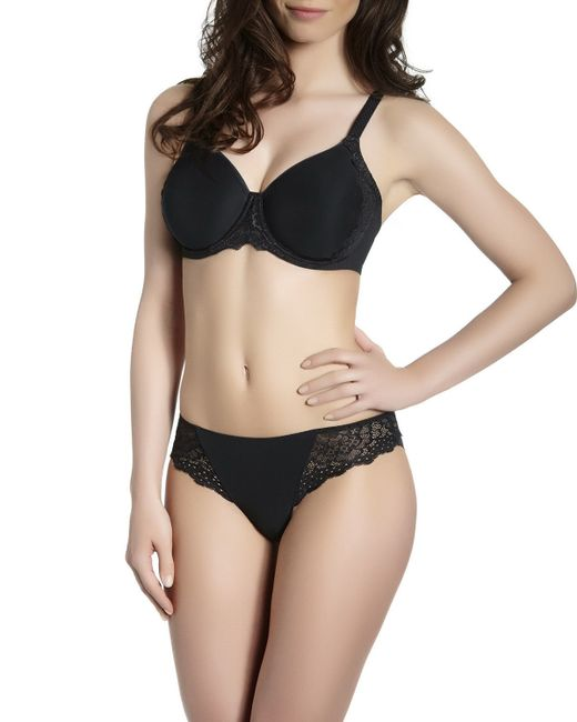 Simone Perele | Black Caresse Basic Bikini Briefs | Lyst