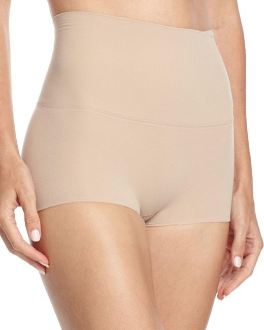 Spanx   Natural Power Shorty Shaper   Lyst