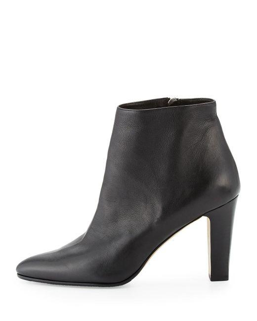 manolo blahnik ankle boots