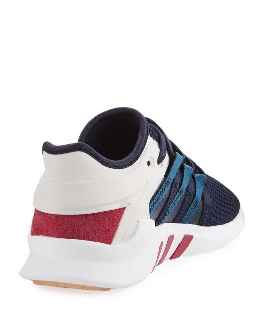 Adidas Kids Eqt Support ADV C Originals Training Shoe ShoeZoo