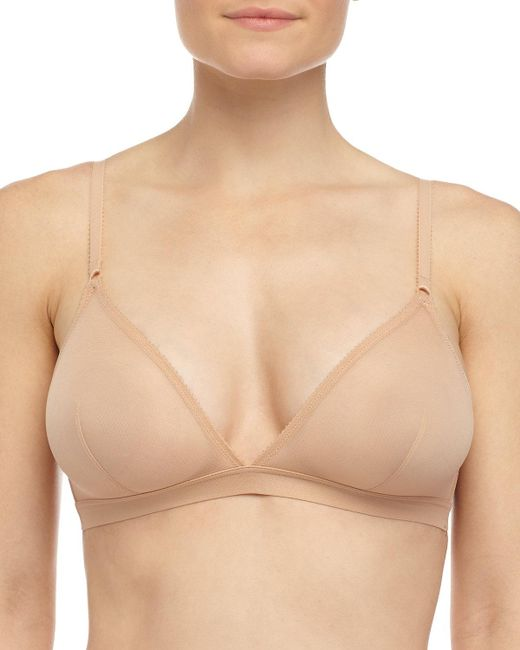 Epure - Natural Revelation Beaute Triangle Bra - Lyst