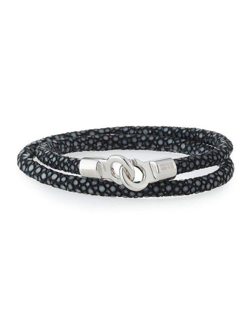 Brace Humanity | Multicolor Men's Stingray Wrap Bracelet | Lyst