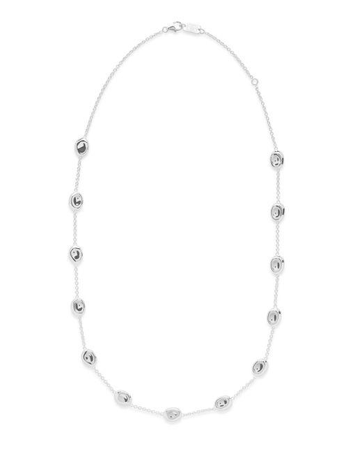 "Ippolita Metallic Onda Chain Necklace, 16"""