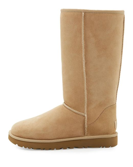 cf36541e977a Lyst - UGG Classic Tall Ii Boots in Gray