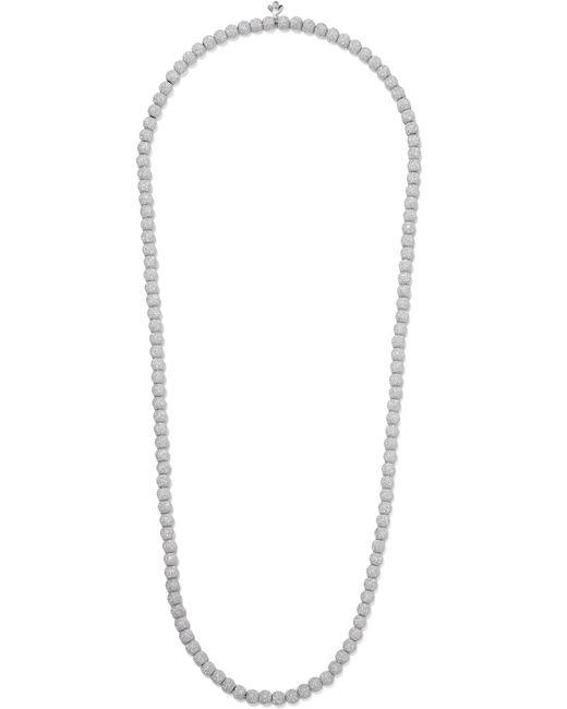 Carolina Bucci - Multicolor Florentine 18-karat White Gold Necklace - Lyst