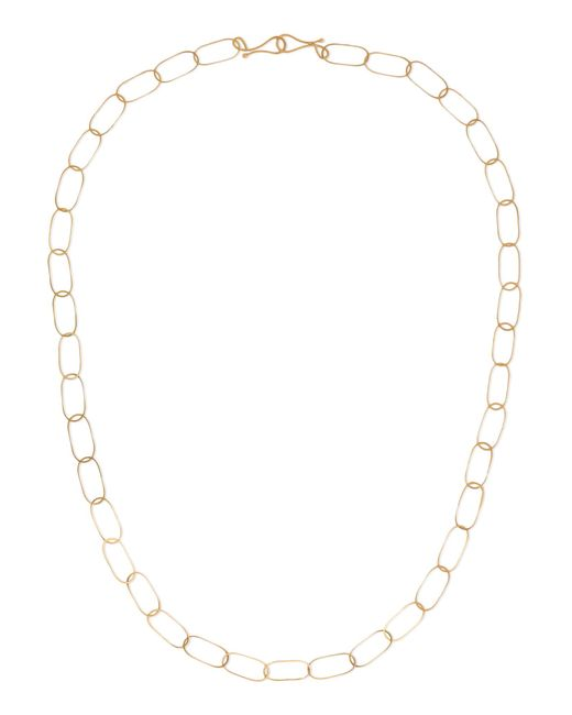 Melissa Joy Manning - Metallic 14-karat Gold Necklace - Lyst
