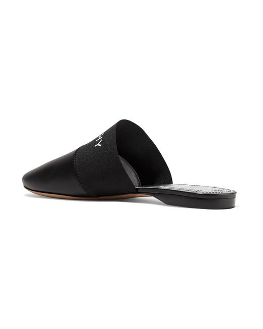 e5c69e3844f2 Lyst - Givenchy Bedford Slippers in Black - Save 75%