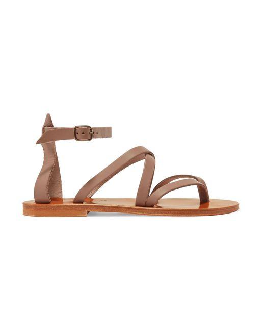 K jacques Women's Fusain Sandal I3WhOKy0