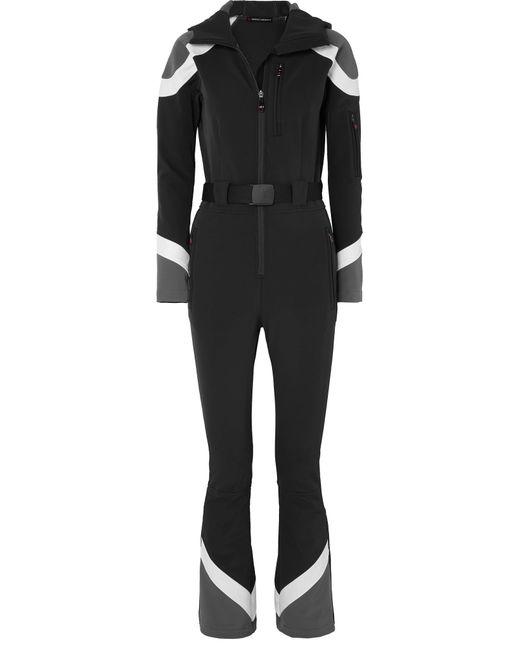 Perfect Moment - Black Allos Color-block Ski Suit - Lyst