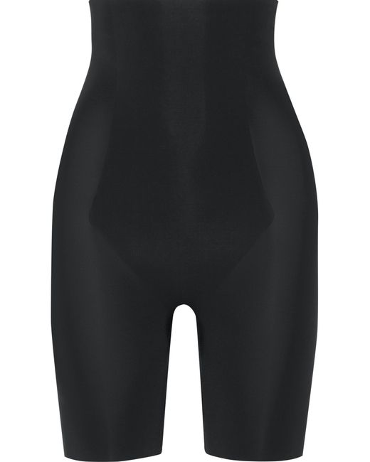 Spanx | Black Thinstincts High-rise Shorts | Lyst