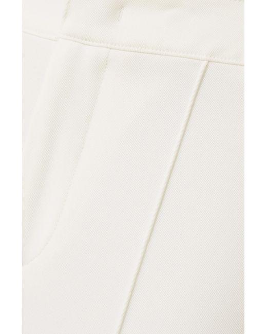 ... Moncler Grenoble - White Stretch-twill Stirrup Ski Pants - Lyst 4dd8f0315