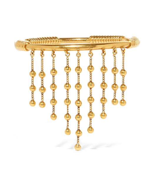 Chloé   Metallic Exclusive Gold-tone Bracelet   Lyst