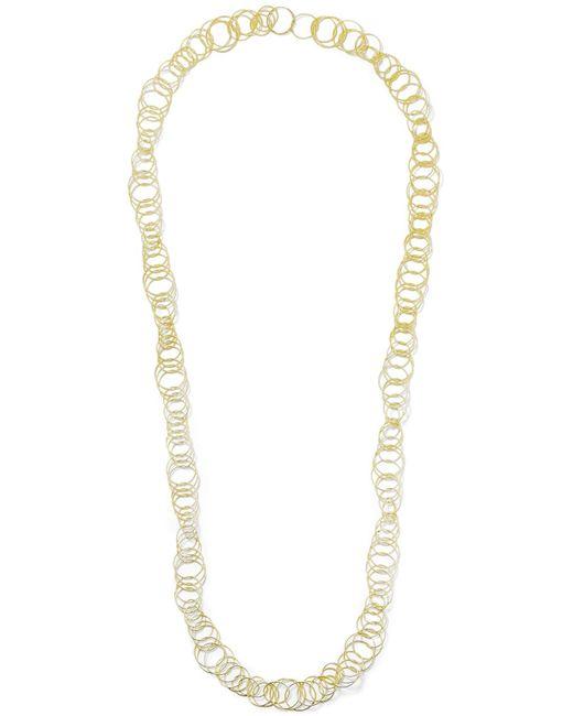 Buccellati | Metallic Hawaii 18-karat Gold Necklace | Lyst