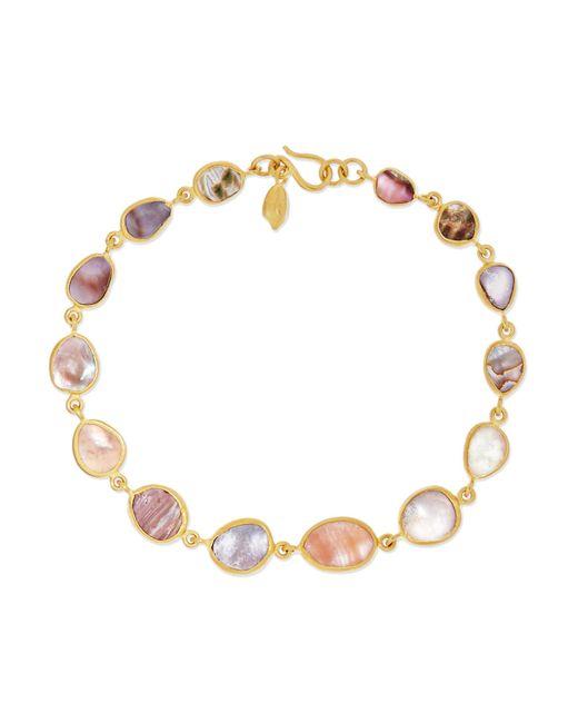 Pippa Small | Metallic 18-karat Gold Shell Bracelet | Lyst