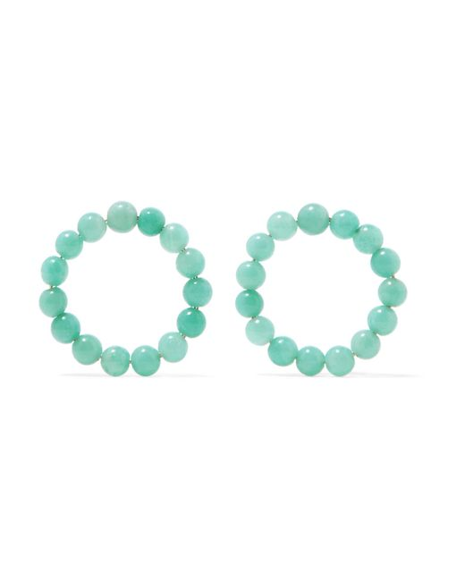Saskia Diez | Blue Holiday Amazonite Earrings | Lyst