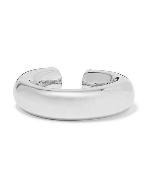 Jennifer Fisher Metallic Samira Silver-plated Ear Cuff