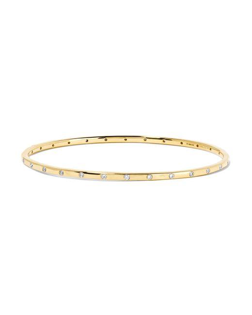 Ippolita   Metallic Senso 18-karat Gold Diamond Bracelet   Lyst
