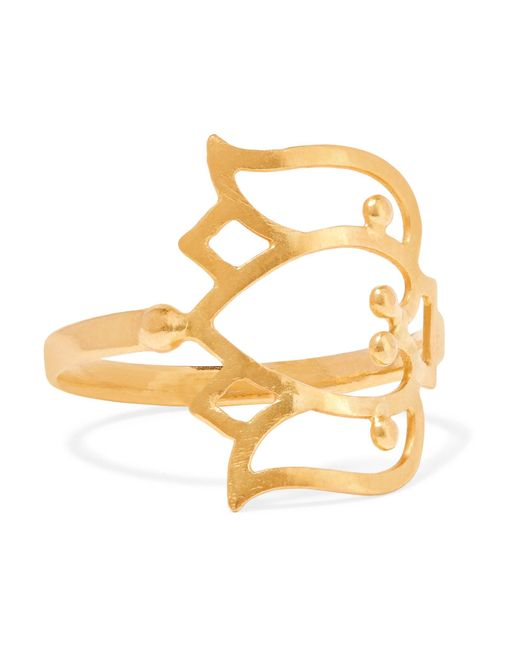 Pippa Small | Metallic 18-karat Gold Ring | Lyst