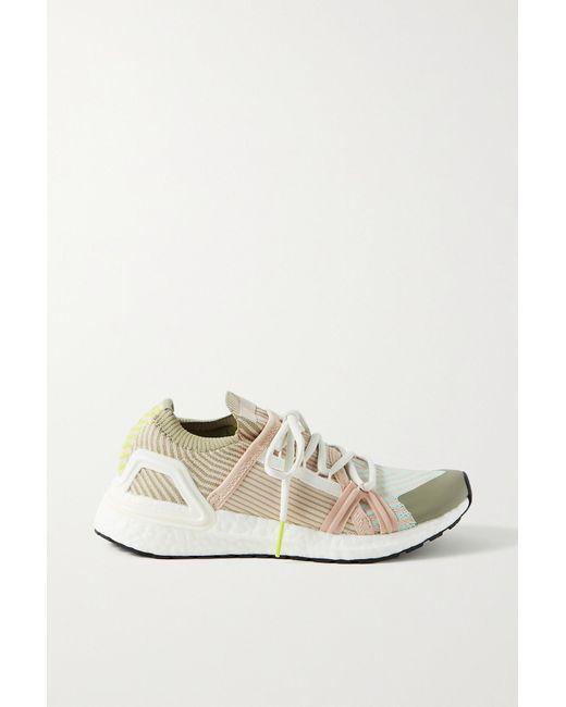 Adidas By Stella McCartney Natural Ultraboost 20 Primeblue Sneakers