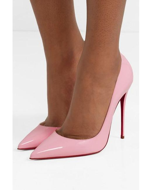 buy online afbf0 83130 Women's Pink So Kate 120 Patent-leather Pumps