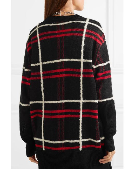 654eb690d56b mcq-black-Oversized-Checked-Linen-blend-Sweater.jpeg