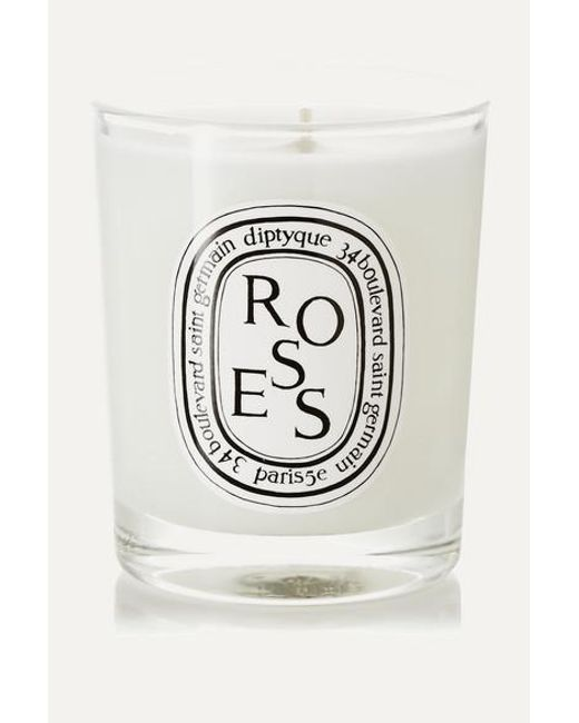 Diptyque Multicolor Roses Scented Candle, 70g