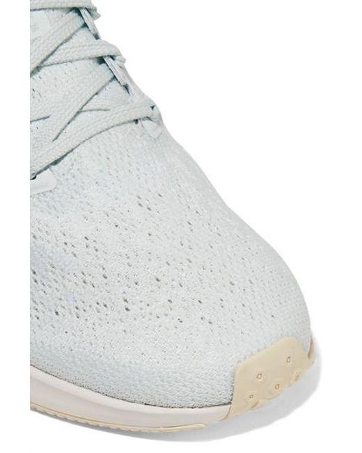pretty nice 3beb6 a5277 Women's Blue Air Zoom Pegasus 36 Flyknit Sneakers