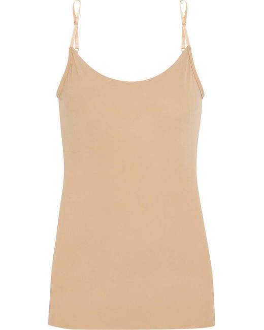 Commando - Natural Whisper Weight Stretch Camisole - Lyst