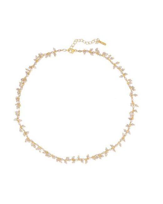 Chan Luu - Metallic Mystic Gold-plated Labradorite Necklace - Lyst