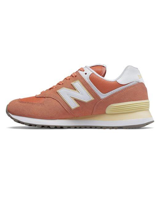 new balance 574 essentials