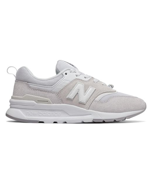 e97c079e25007 New Balance 997h Mystic Crystal in White - Lyst