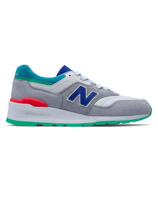 New Balance - Blue 997 Coumarin Pack for Men - Lyst