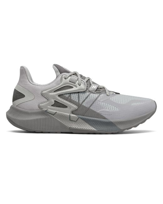 New Balance Gray Fuelcell Propel Rmx for men