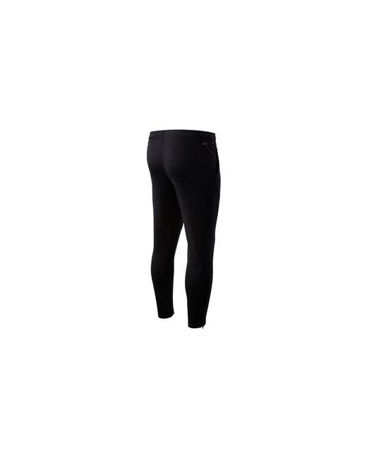 Homme Pantalon Tenacity Knit New Balance pour homme en coloris Black