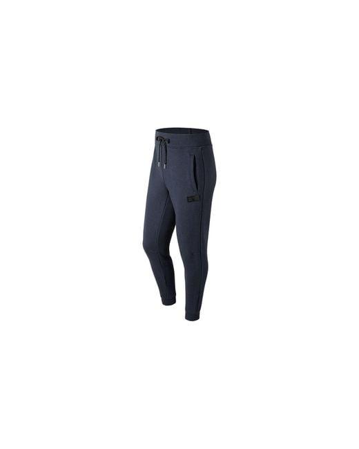 New Balance - Blue MiUSA Pant for Men - Lyst