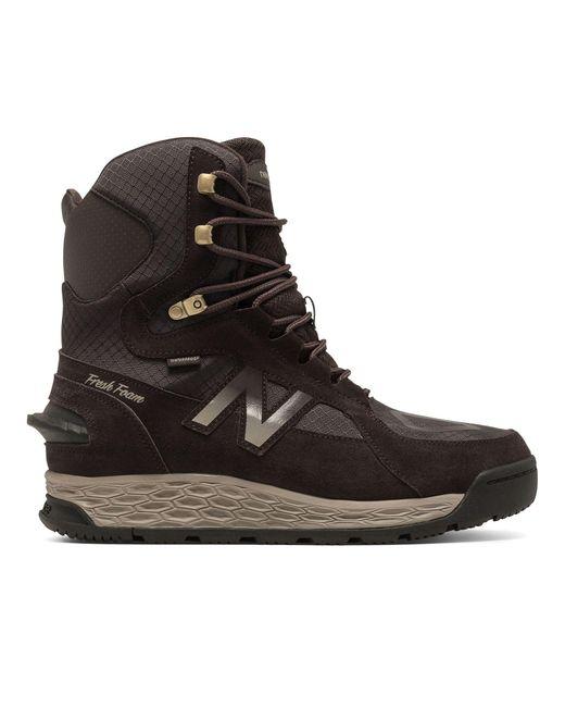 New Balance | Brown Fresh Foam 1000 Boot for Men | Lyst