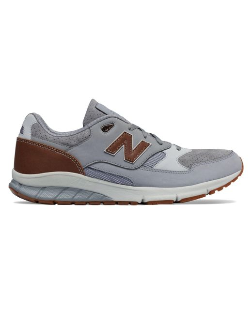 huge discount c1e2c 8bbdd Men's Gray New Balance 530 Vazee Leather Shoes