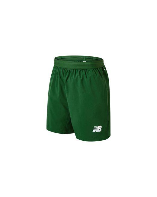 New Balance - Green Celtic FC Away Short for Men - Lyst